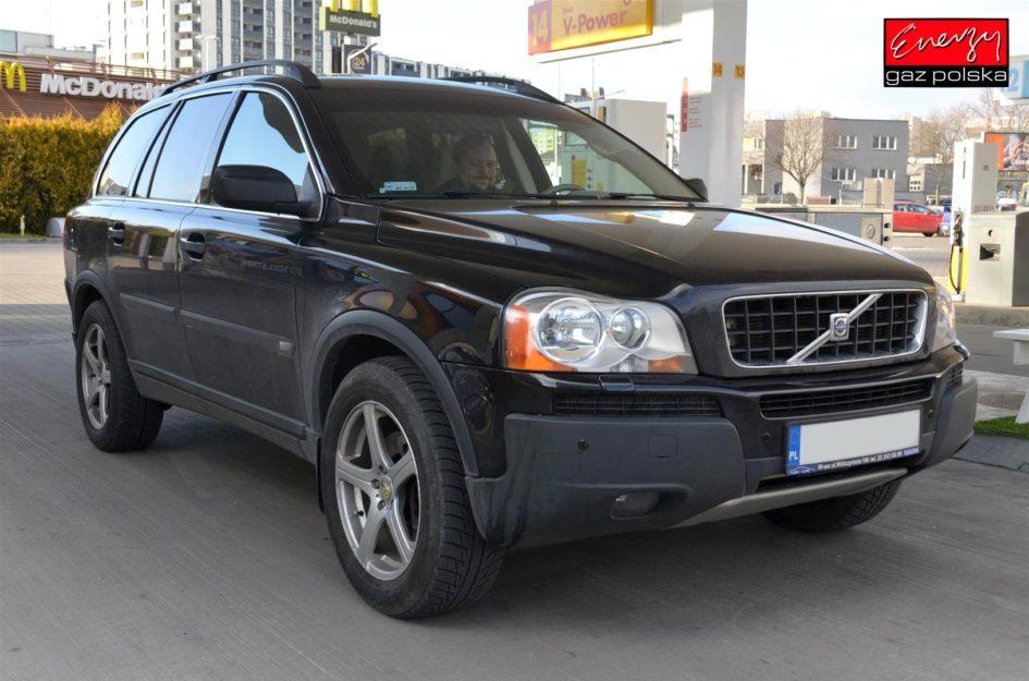 VOLVO XC90 2.5T 240KM 2005R LPG