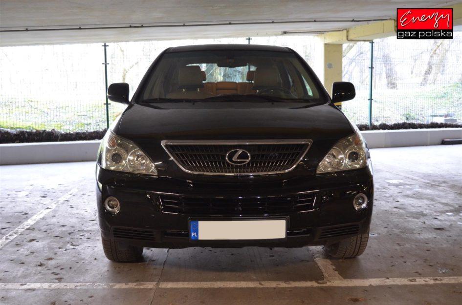 LEXUS RX400H 3.3 270KM 2006R LPG