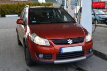 SUZUKI SX4 1.6 107KM 2008R LPG