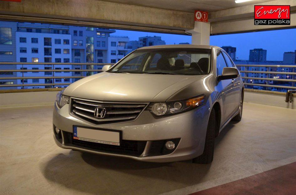 HONDA ACCORD 2.0 155KM 2008R LPG