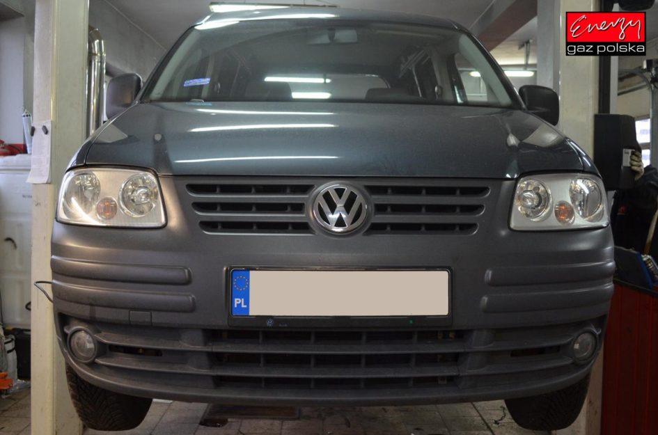 VW CADDY 1.6 102KM 2007R LPG