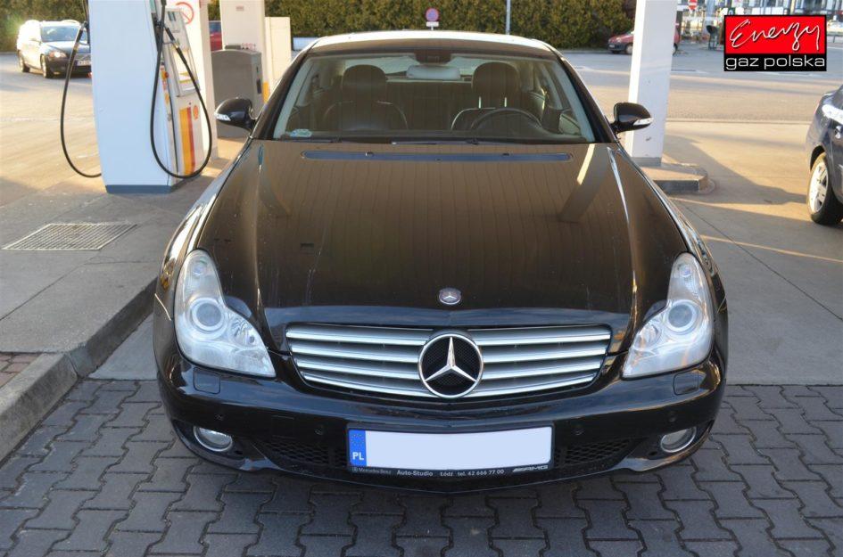 MERCEDES CLS 3.5 V6 272KM 2006R LPG