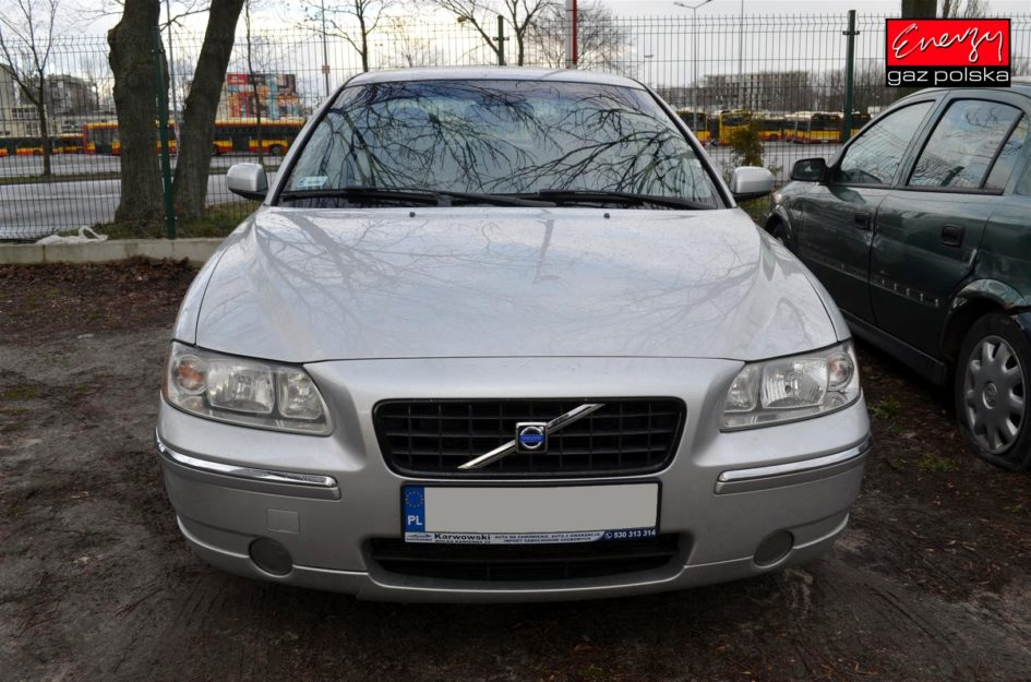 VOLVO S60 2.4 140KM 2004R LPG