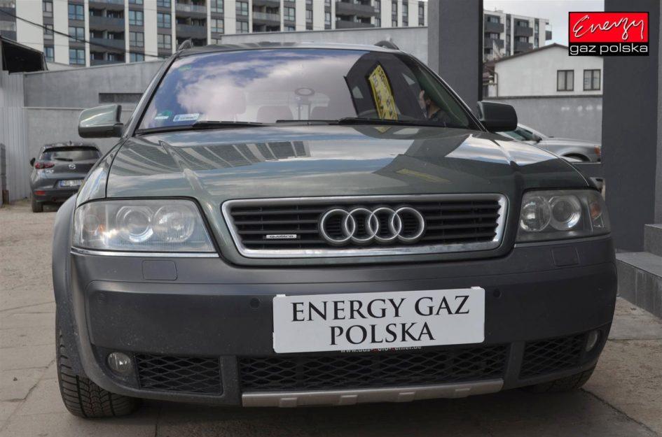 AUDI A6 4.2 300KM 2005R LPG