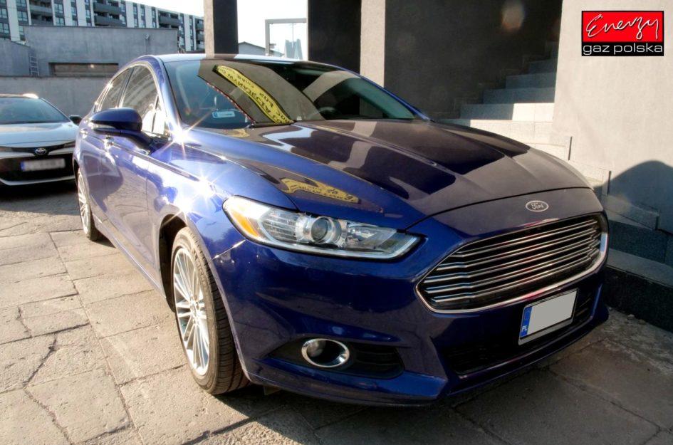 Ford Fusion 2.0 240KM 2013R LPG