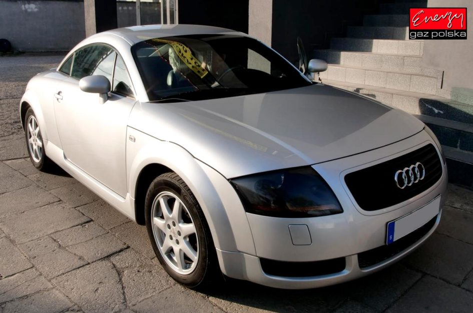 AUDI TT 1.8T 180KM 2002R LPG