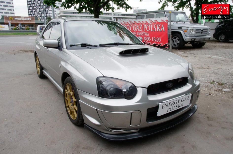 Subaru Impreza WRX 2.0 340KM 2004R LPG
