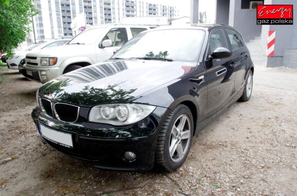 BMW 1 2.0 150KM 2004R LPG
