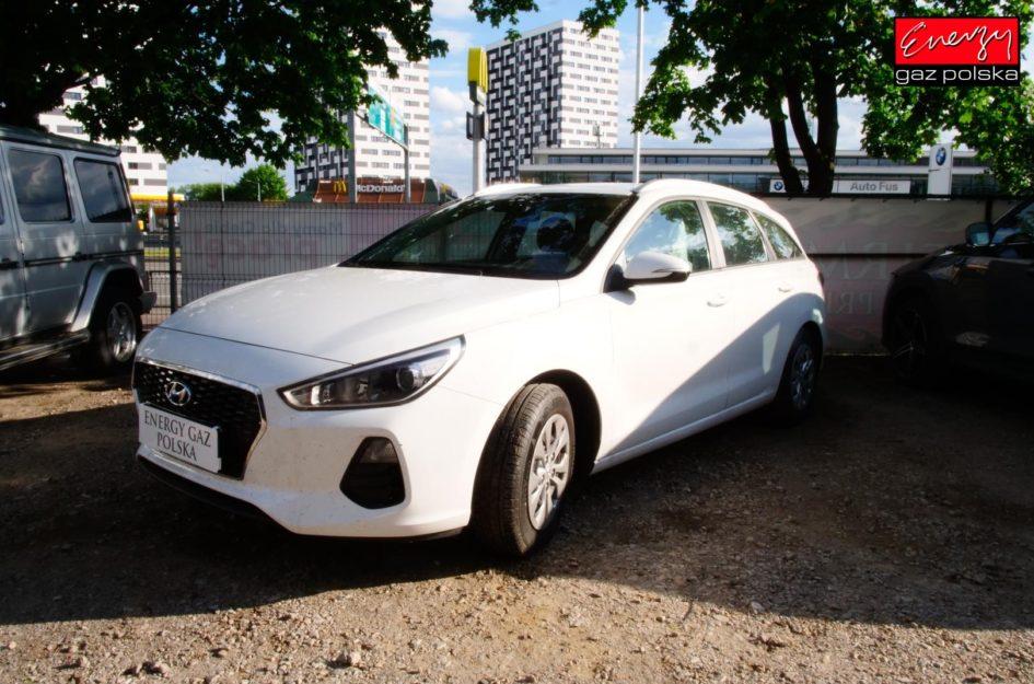 Hyundai i30 Vagon 1.4 100KM 2017R LPG