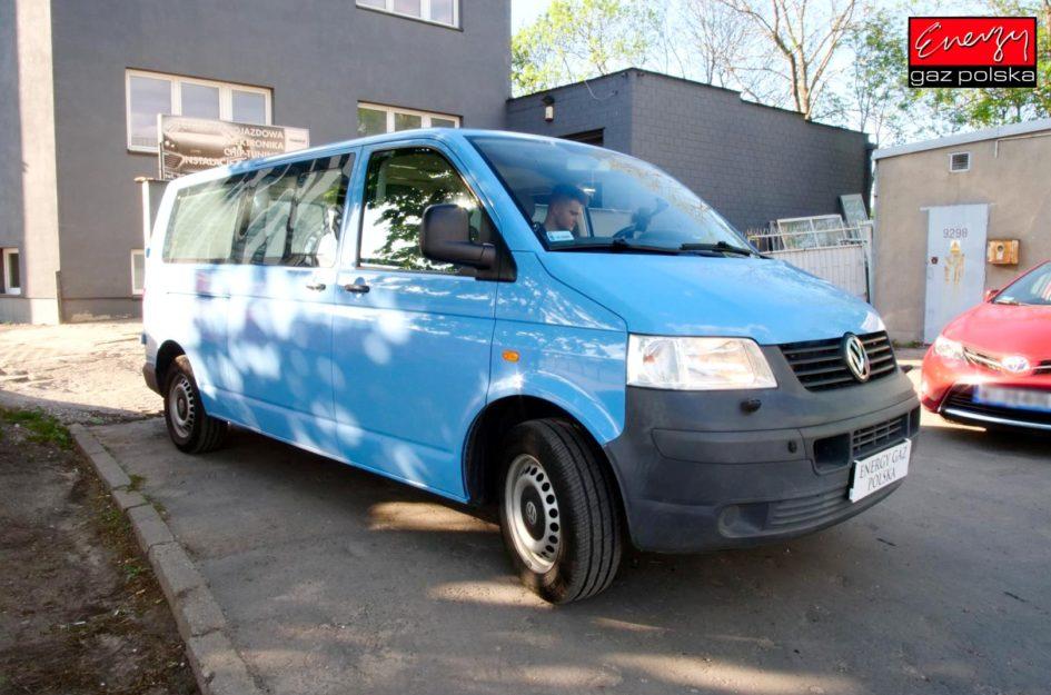 Volkswagen Caravelle 2.0 115KM 2004R LPG