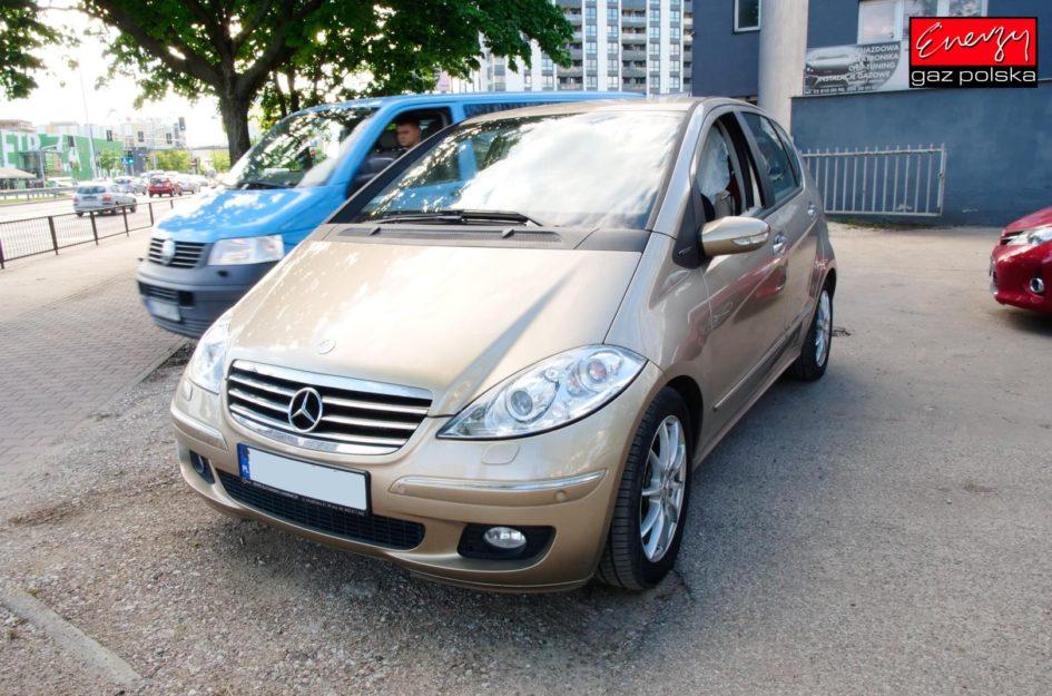 Mercedes A200 2.0 136KM 2005R LPG