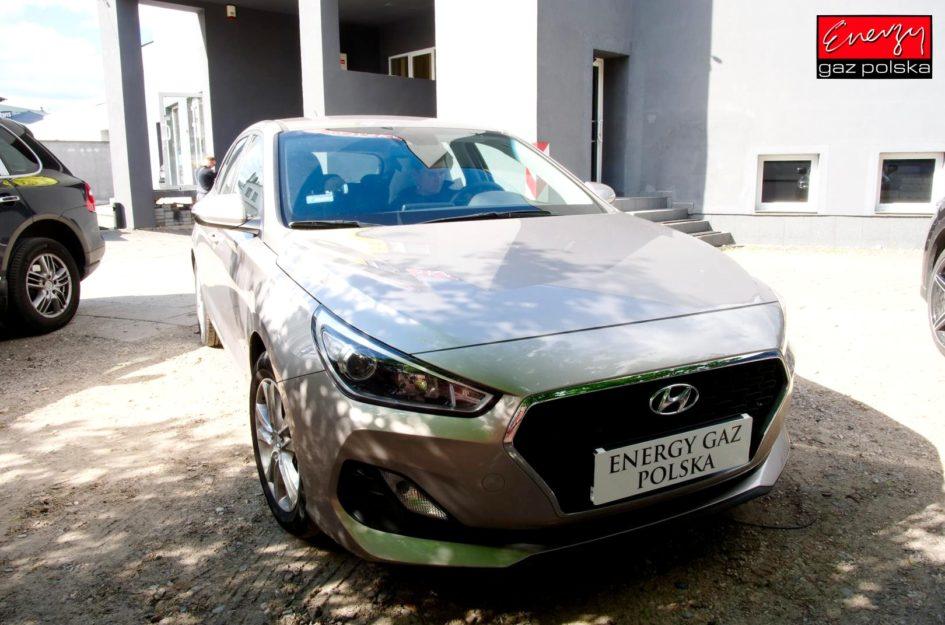 Hyundai i30 1.4 100KM 2018R LPG