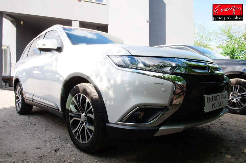 Mitsubishi Outlander 2.0 150KM 2016R LPG
