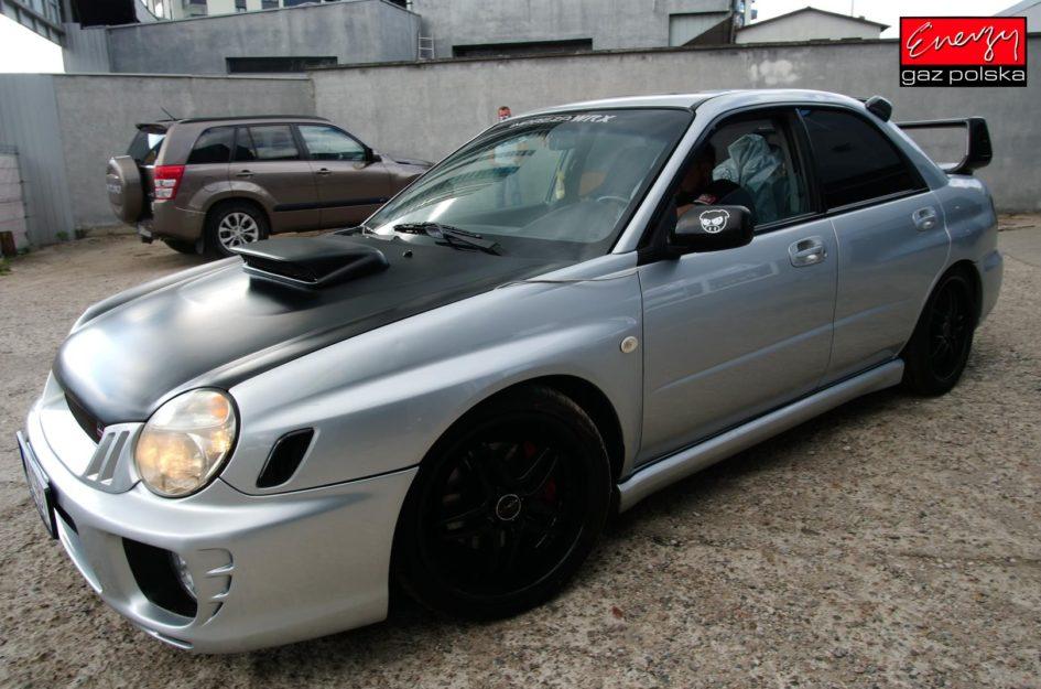 Subaru Impreza 2.0 218KM 2002R LPG