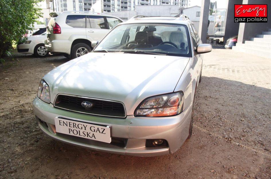 Subaru Legacy 2.5 156KM 2002R LPG