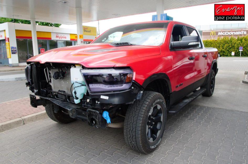 Dodge RAM 5.7 V8 400KM 2018R LPG