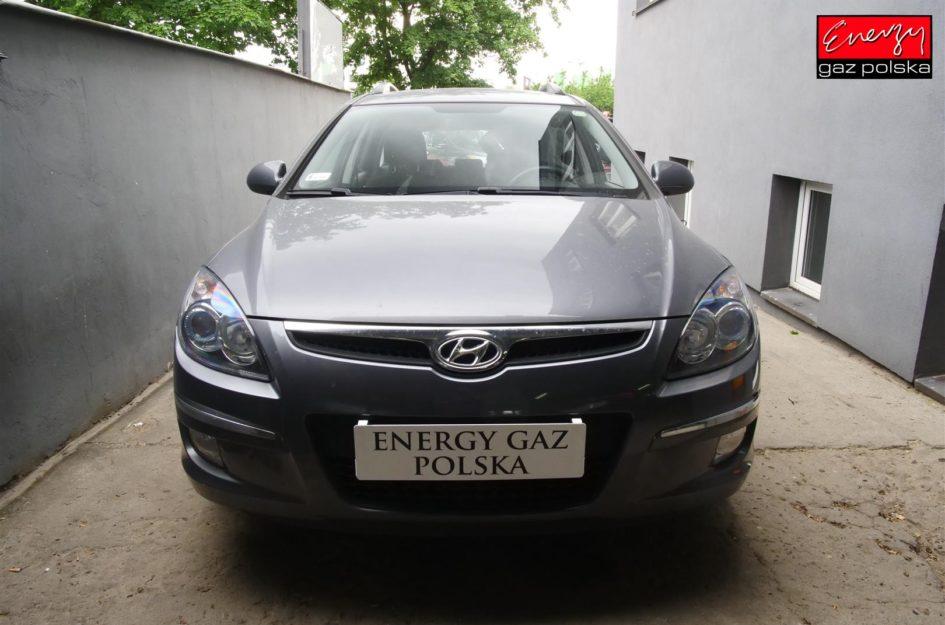 Hyundai i30 1.6 126KM 2009R LPG