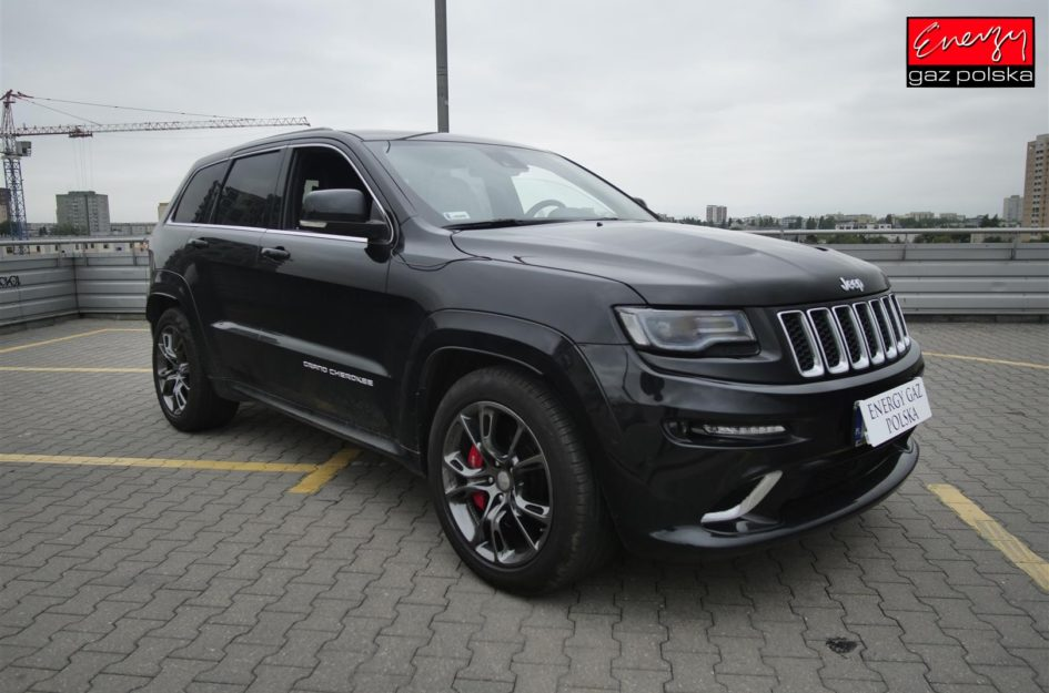 Jeep Grand Cherokee 6.4 468KM 2014R LPG