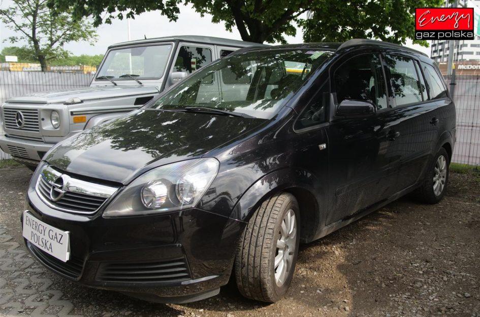 Opel Zafira 1.8 140KM 2006R LPG