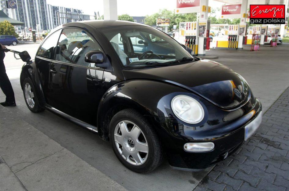 Volkswagen New Beetle 2.0 115KM 1999R LPG