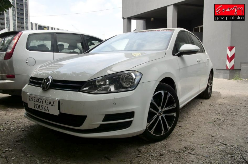 Volkswagen Golf 1.4 TSI 122KM 2013R LPG