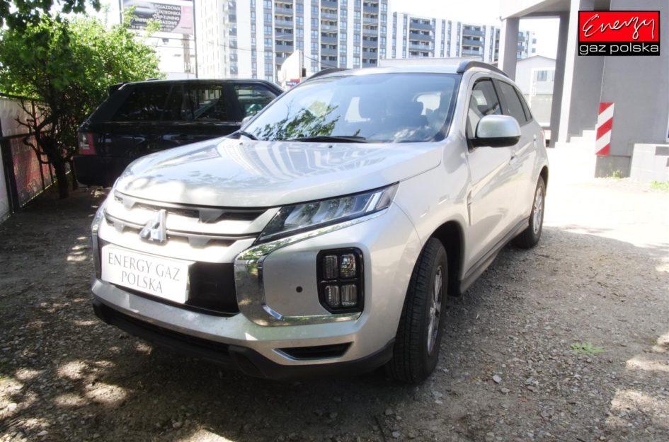 Mitsubishi ASX 2.0 150KM 2019R LPG