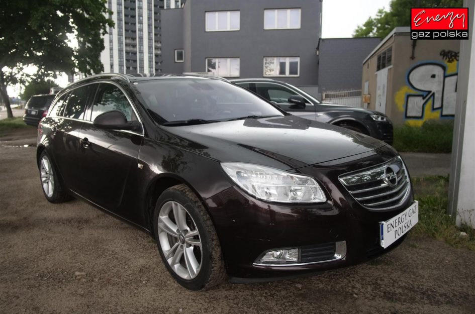 Opel Insignia 1.6T 180KM 2014R LPG