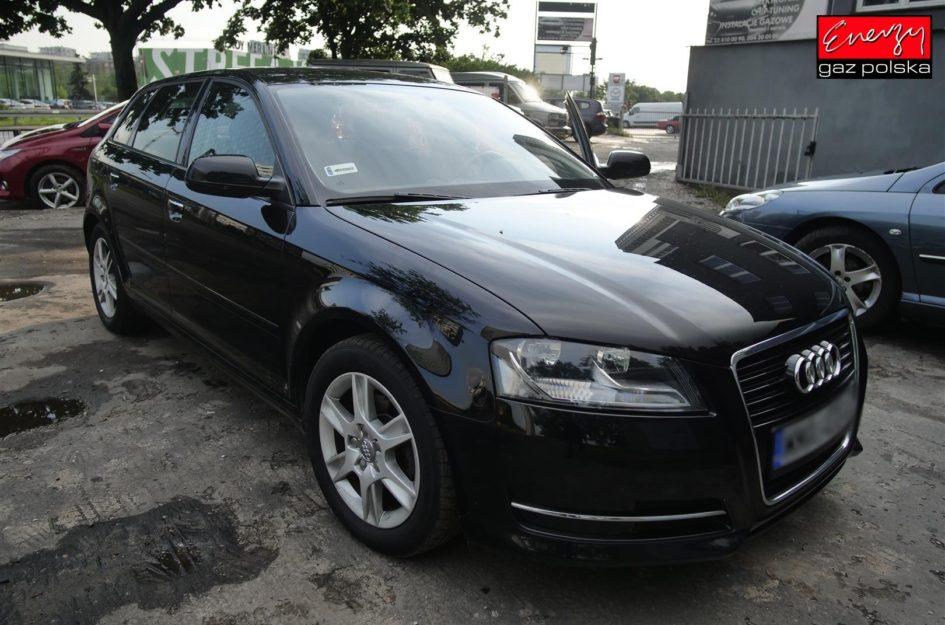Audi A3 1.6 102KM 2010R LPG