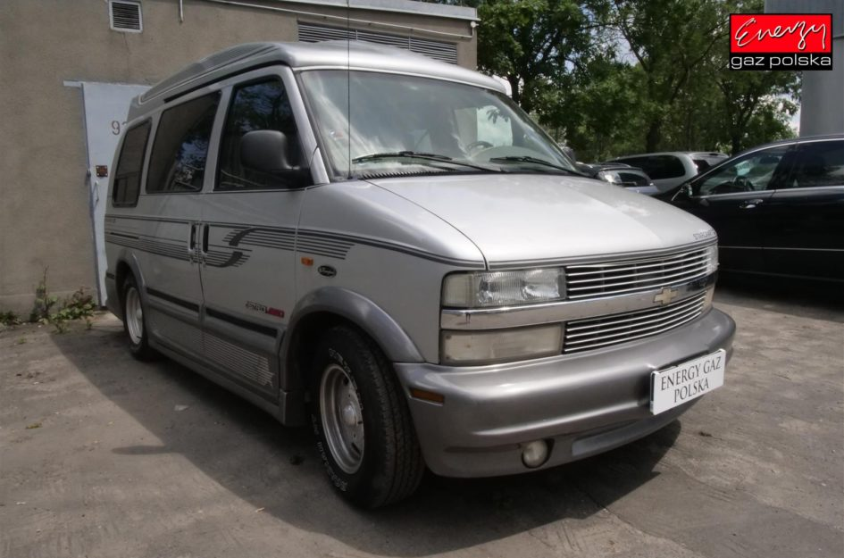 Chevrolet Astro 4.3 190KM 1996R LPG