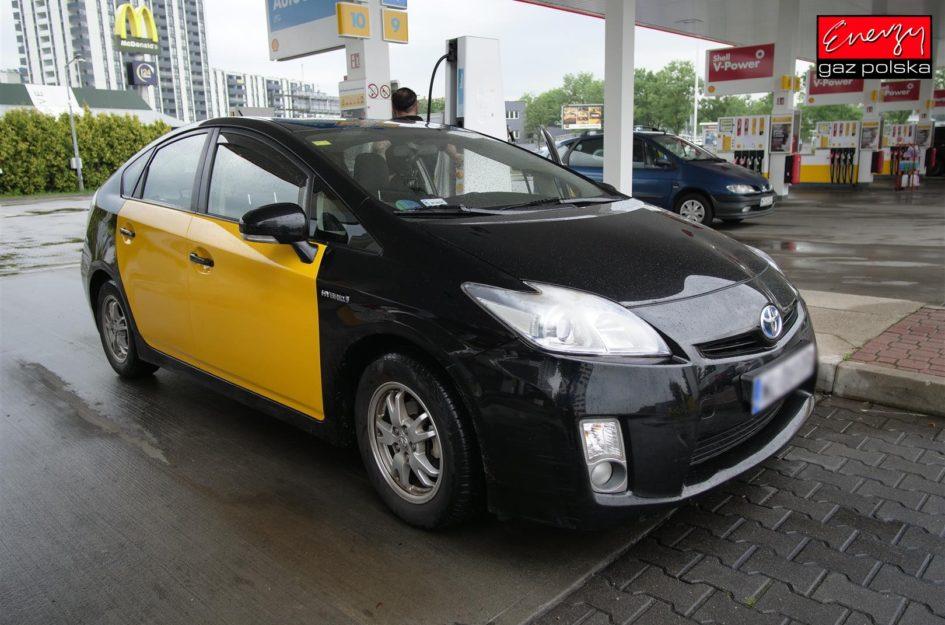 Toyota Prius 1.8 136KM 2011R LPG