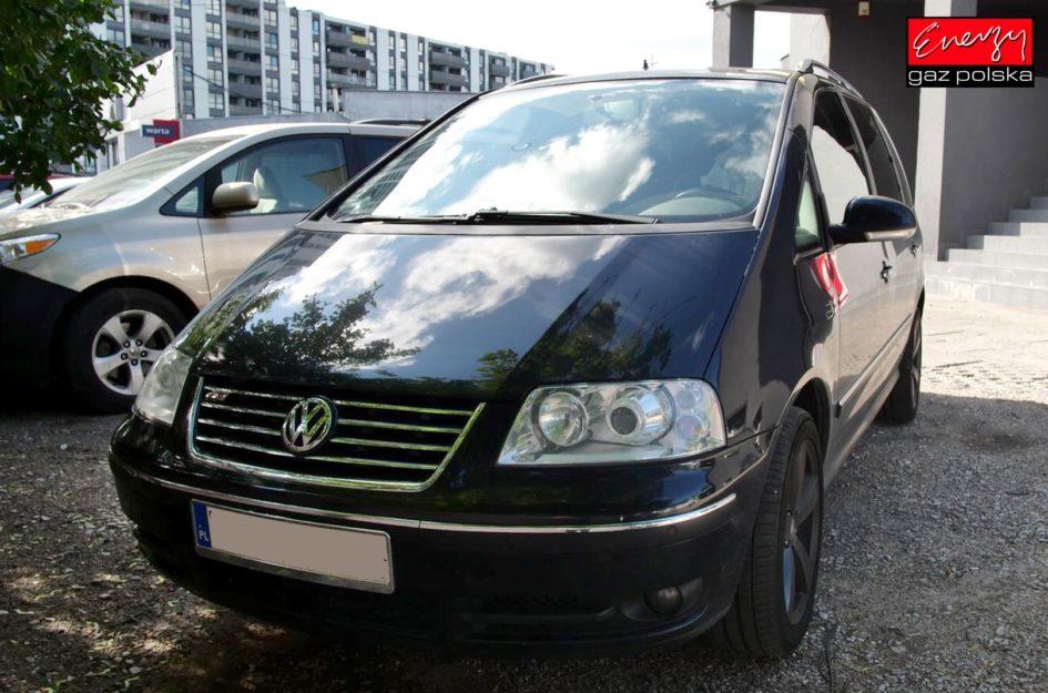 Volkswagen Sharan 1.8 150KM 2007R LPG