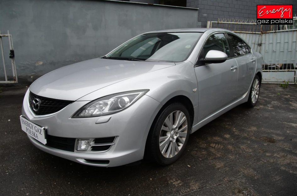 Mazda 6 2.0 147KM 2003R LPG