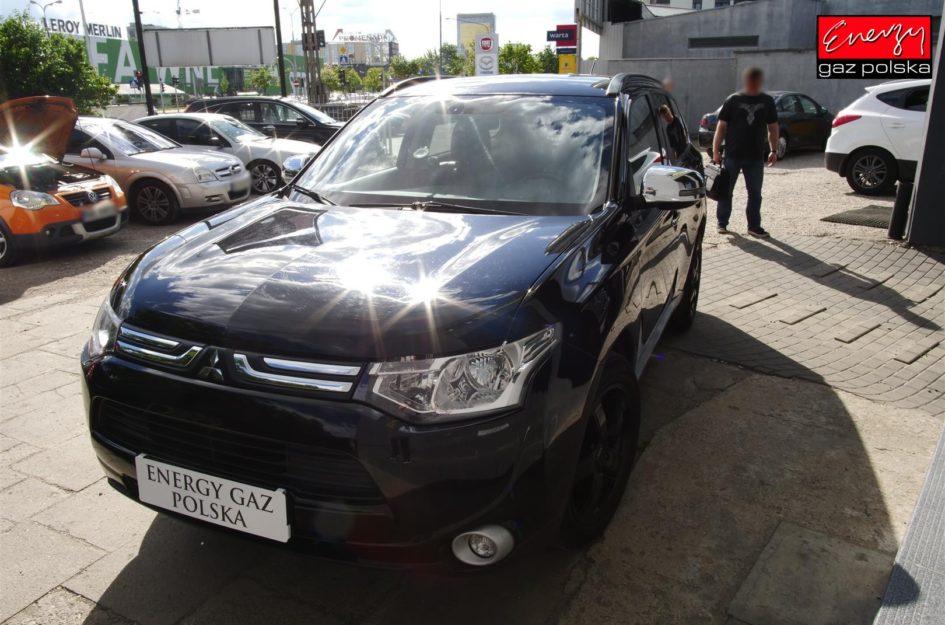 Mitsubishi Outlander 2.0 150KM 2012R LPG