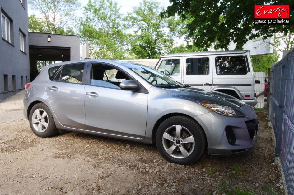 Mazda 3 1.6 105KM 2012R LPG