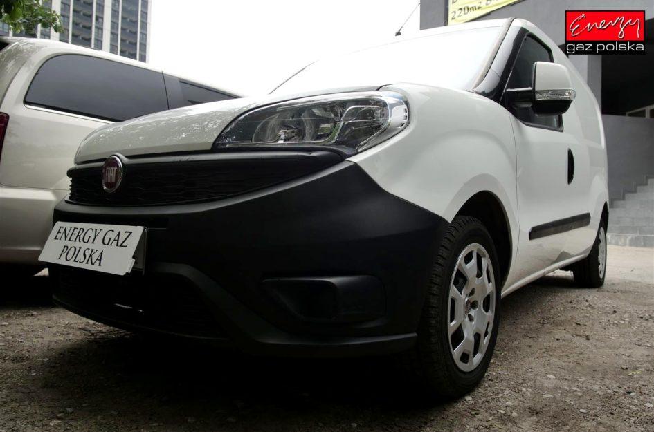 Fiat Doblo 1.4 95KM 2017R LPG
