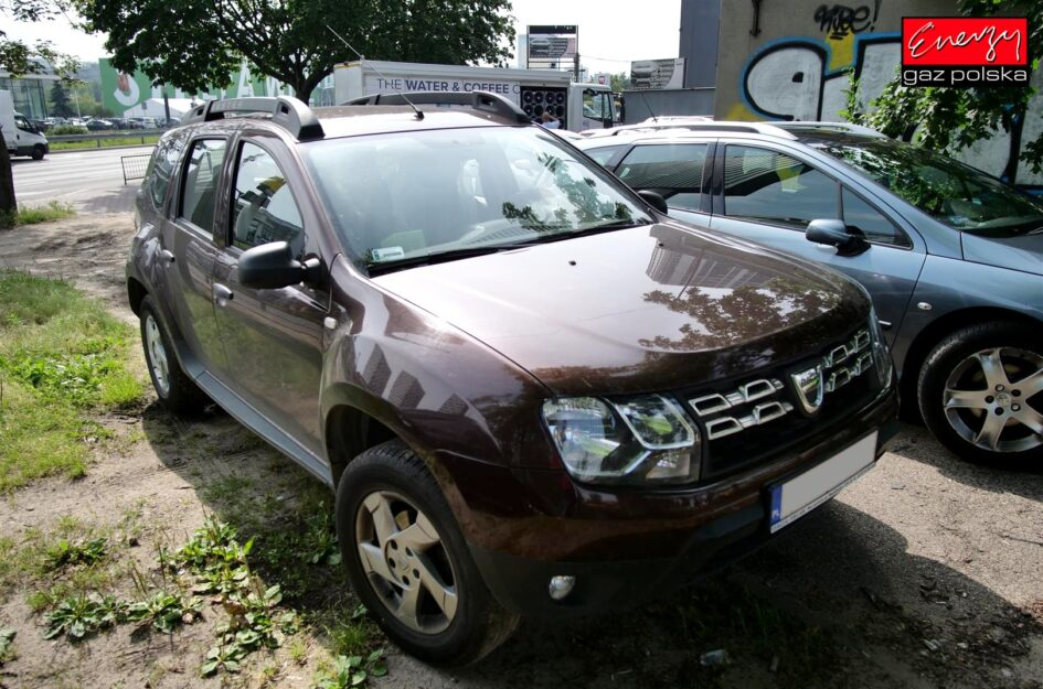 Dacia Duster 1.6 115 KM 2016R LPG
