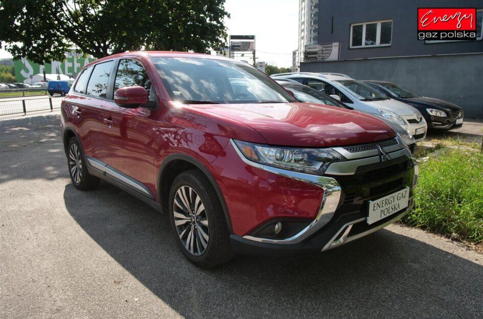 Mitsubishi Outlander 2.4 170KM 2019R LPG