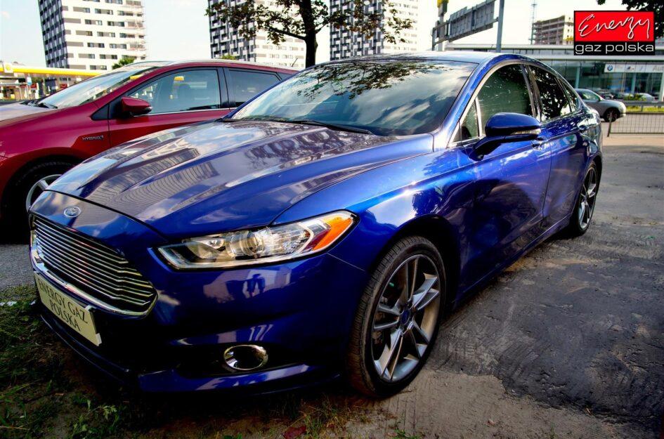 Ford Fusion 2.5 177KM 2015R LPG