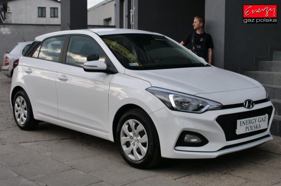 Hyundai i20 1.2 84KM 2020R LPG