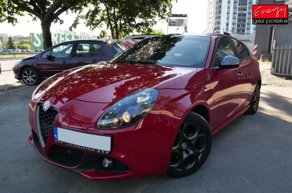 Alfa Romeo Julietta 1.4T 170KM 2017R LPG