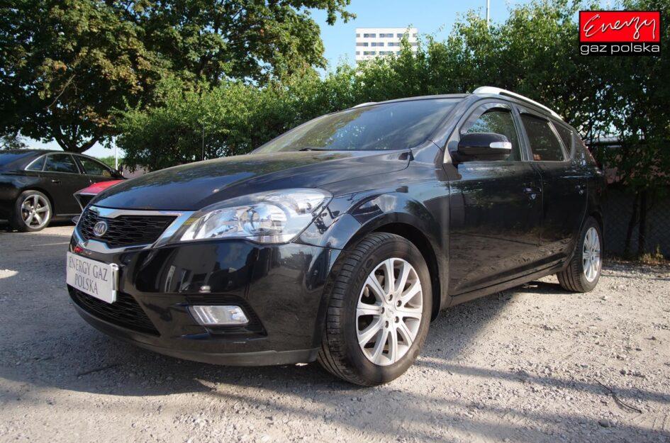 Kia Ceed 1.6 125KM 2011R LPG