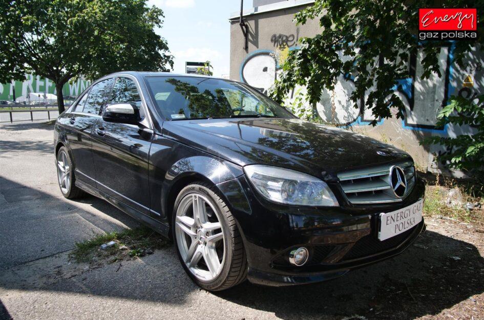 Mercedes C350 3.5 272KM 2008R LPG