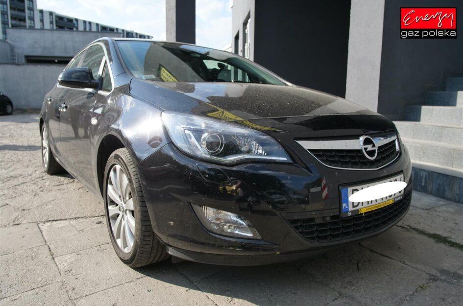 Opel Astra 1.4T 140KM 2011R LPG