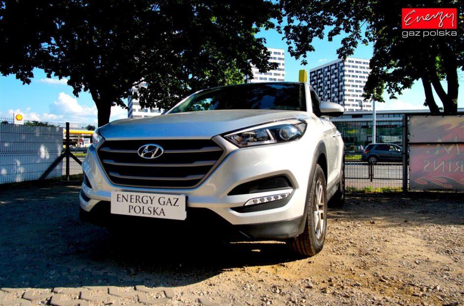 Hyundai Tucson 1.6 GDI 132KM 2016R LPG