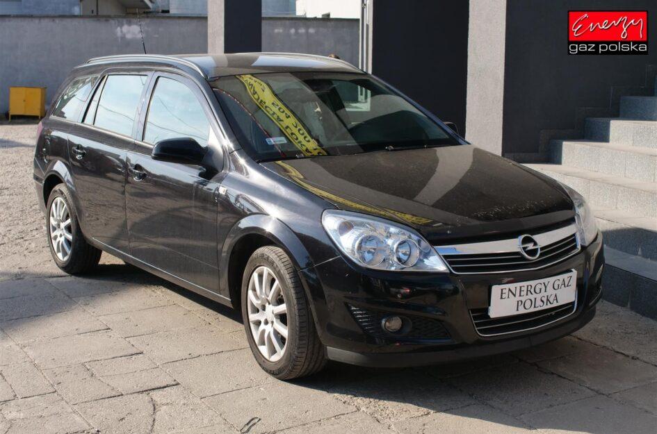 Opel Astra 1.4 90KM 2009R LPG