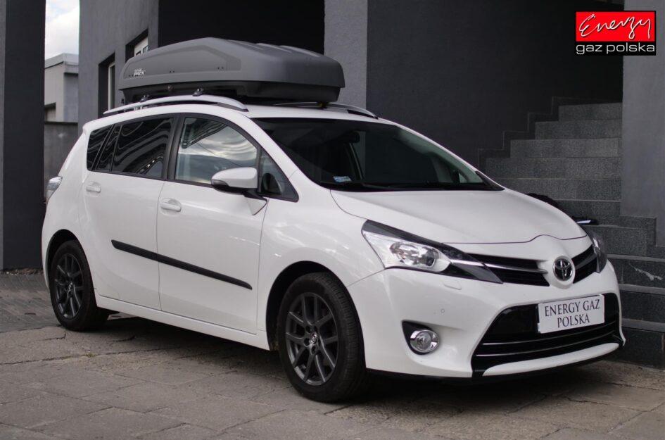 Toyota Verso 1.8 147KM 2015R LPG