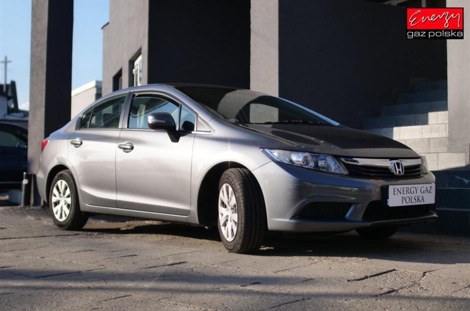 Honda Civic 1.8 140KM 2012R LPG