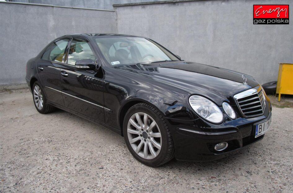 Mercedes W211 1.8 184KM 2008R LPG