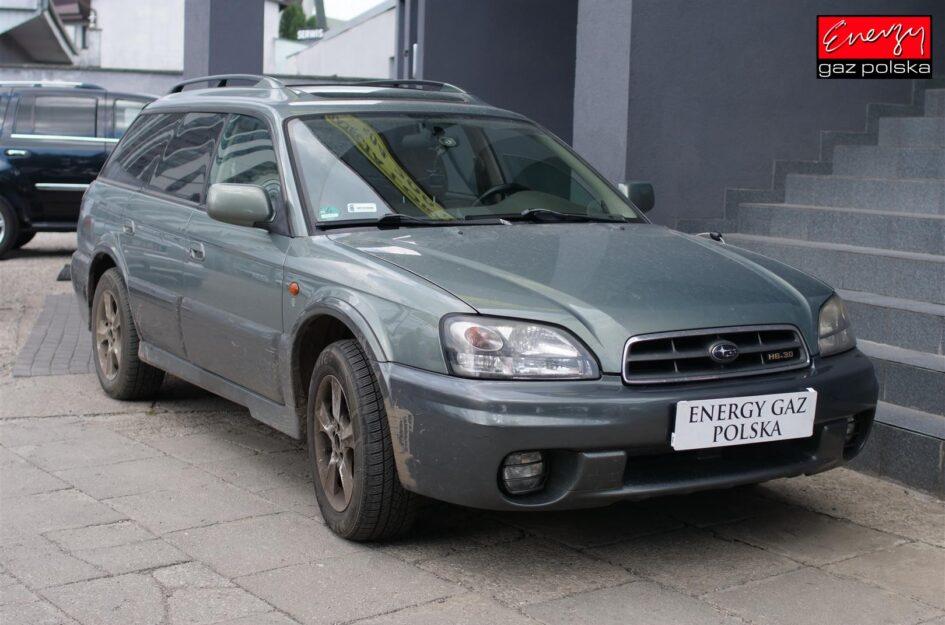 Subaru Outback 3.0 209KM 2002R LPG