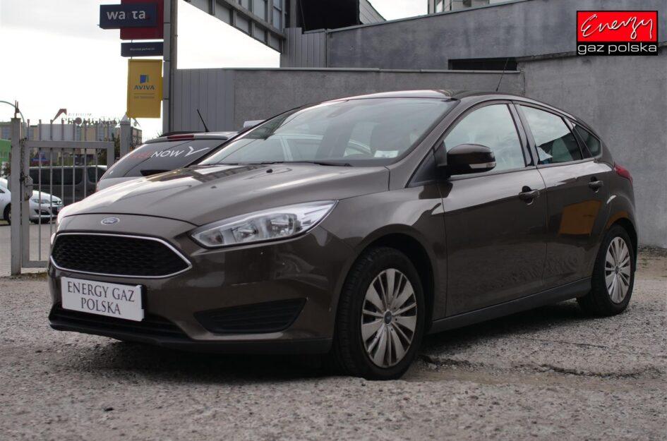 Ford Focus 1.6 128KM 2016R LPG